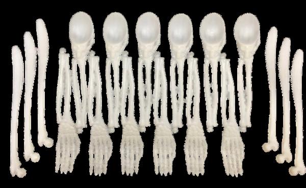 Place Setting image of Boneware Cuttlery