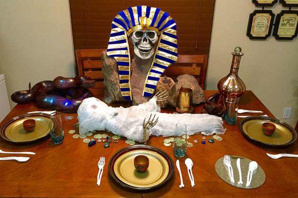 Egyptian / Archaeology Theme