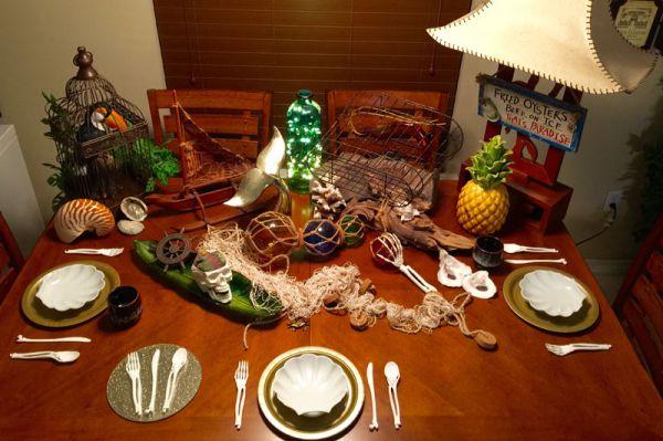 Tropical / Margaritaville Theme