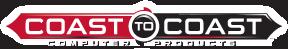 Coast to Coast Computer Products Logo