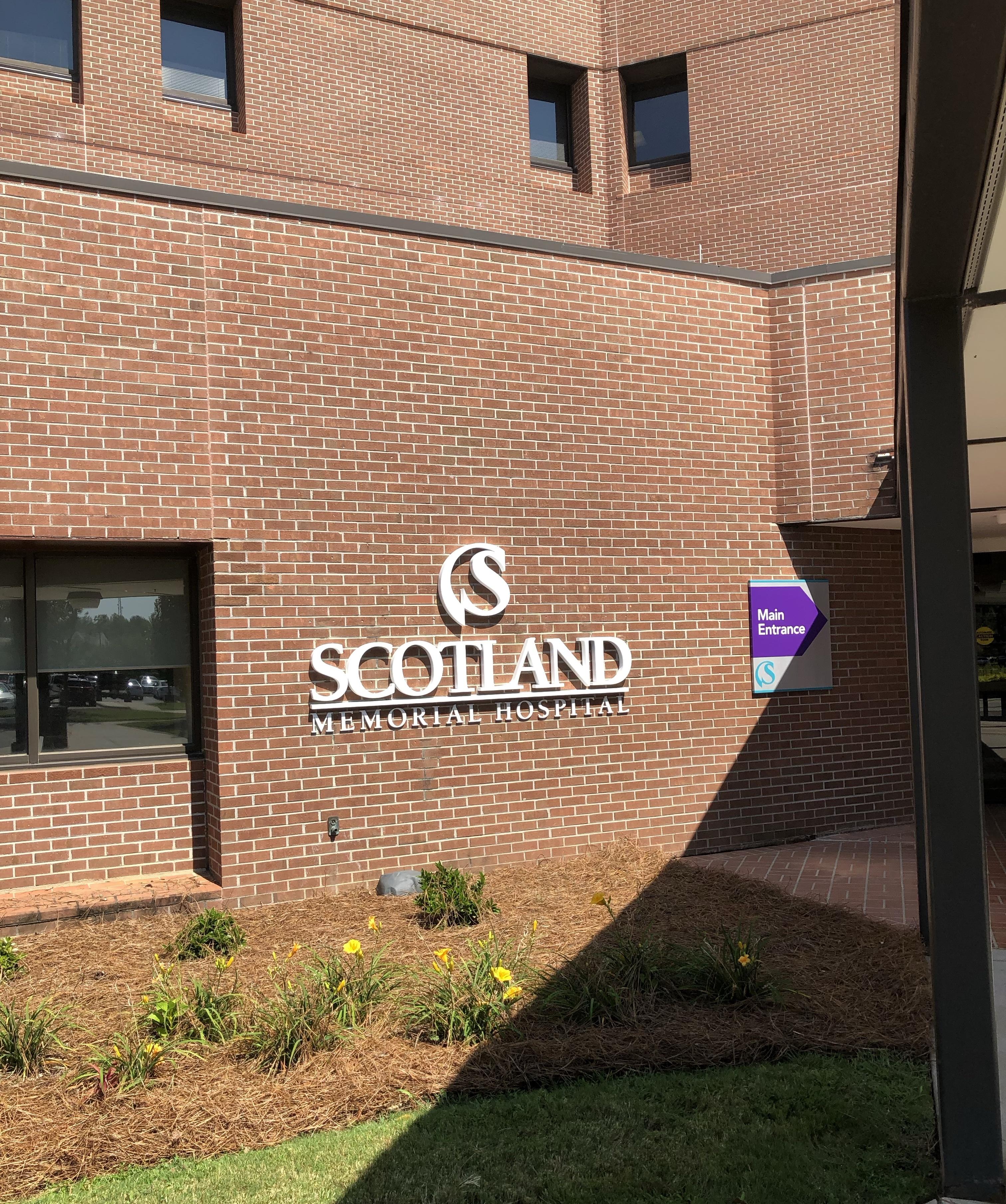 Scotland Memorial Hospital