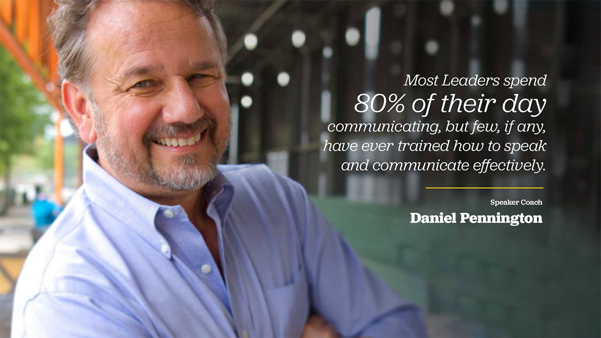 Daniel Pennington - Communication Skills for Success