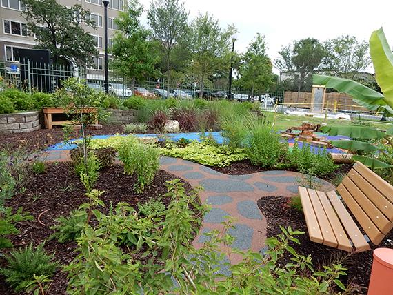 Studer Community Institute Early Learnnig Garden