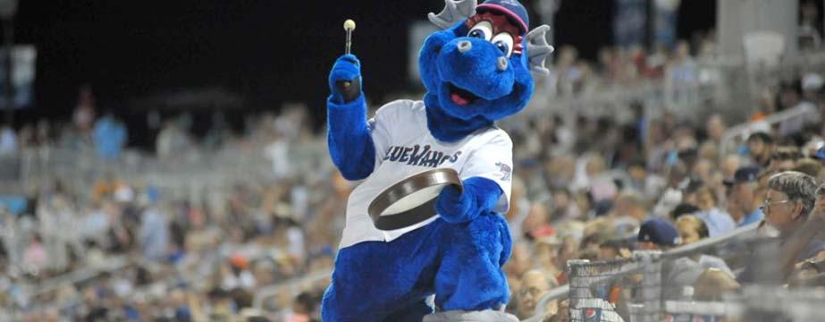 Blue Wahoos Kazoo
