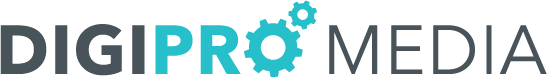 DigiPro Media Logo - Studer Community Institute partner