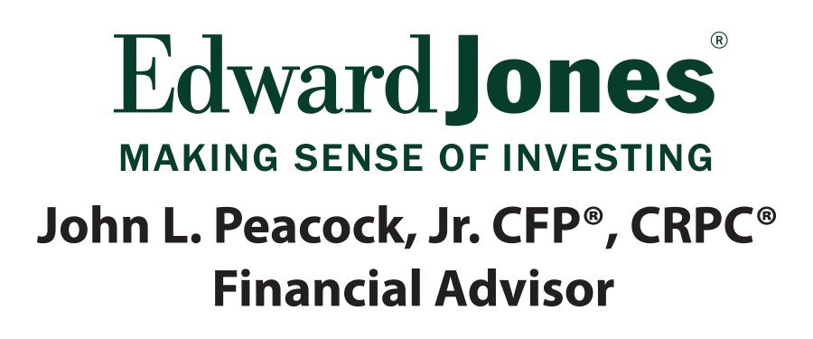 Edward Jones Logo - Studer Community Institute partner