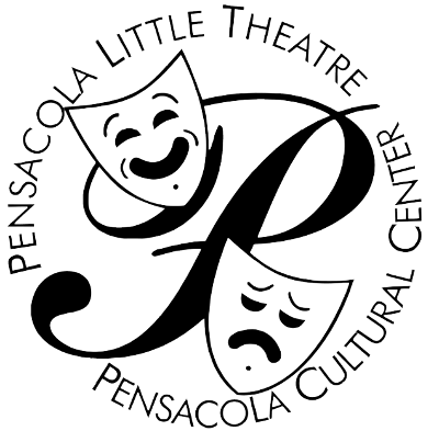 Pensacola Little Theatre Logo, Studer Community Institute partner