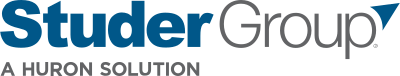 Studer Group Logo, Studer Community Institute partner