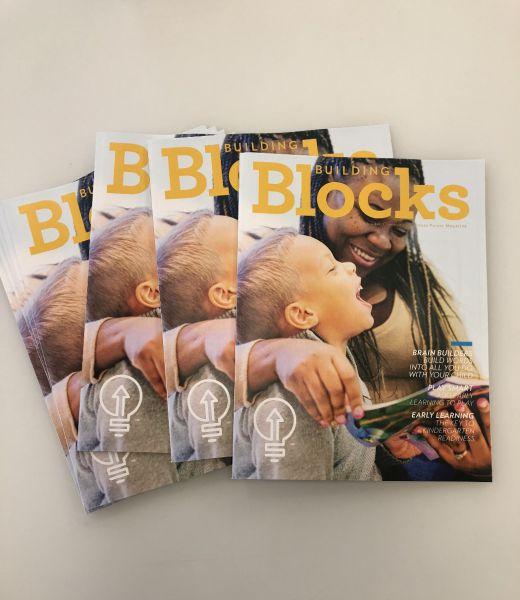 Building Blocks Edition 2018 Cover, Studer Community Institute