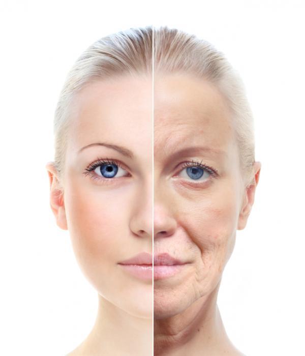 Chronological Aging VS. Environmental Aging