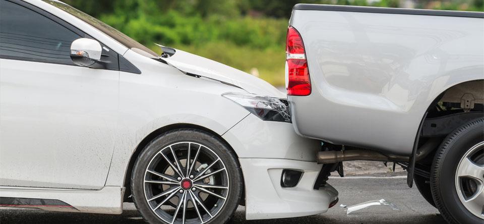 image of 2-car collision