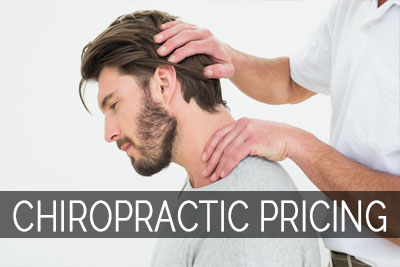 chiropractic care services pricing