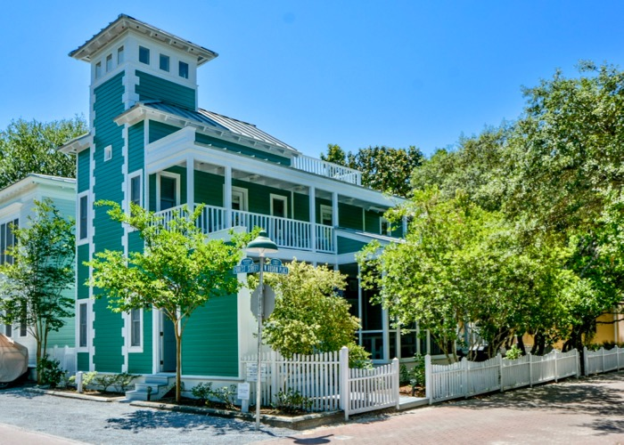 Lucky Charm Homeowner's Collection Seaside Florida