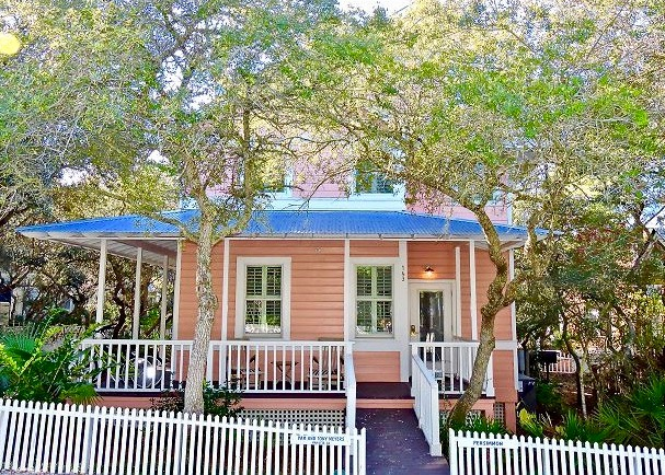 Persimmon Homeowner's Collection Seaside Florida