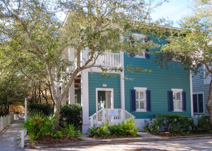 Saratoga Homeowner's Collection Seaside Florida