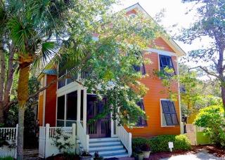 Wash Ashore Homeowner's Collection Seaside Florida