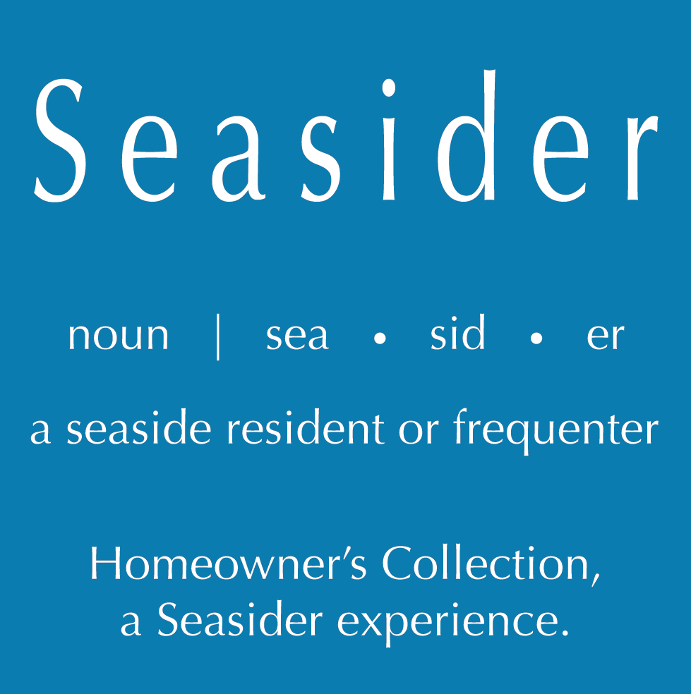 Homeowner's Collection Blog Seasider Insider