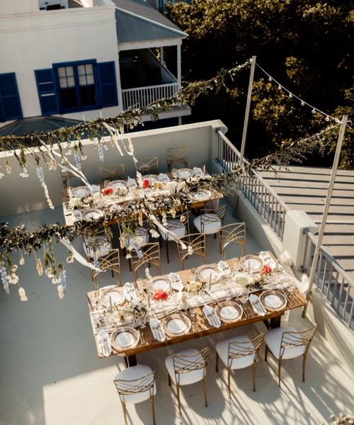 Homeowner's Collection Seaside Florida Venues Epiphany