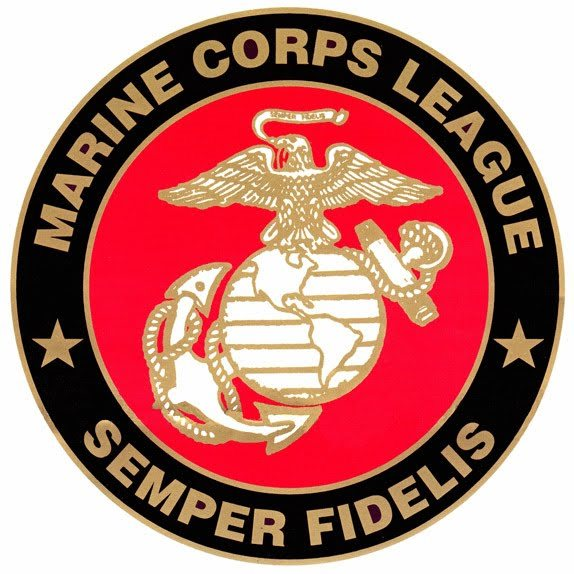 Once A Marine Always.... A Marine Corps League Member