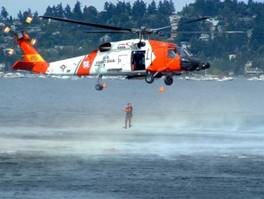 MCL Honors the US Coast Guard
