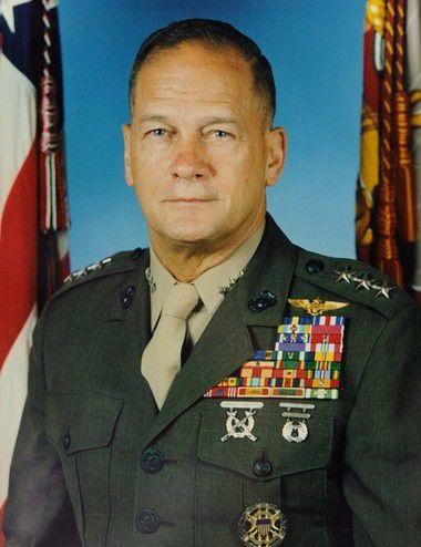 Lieutenant General Charles H. Pitman