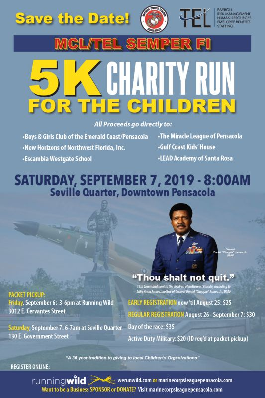35th Annual 5K Charity Run