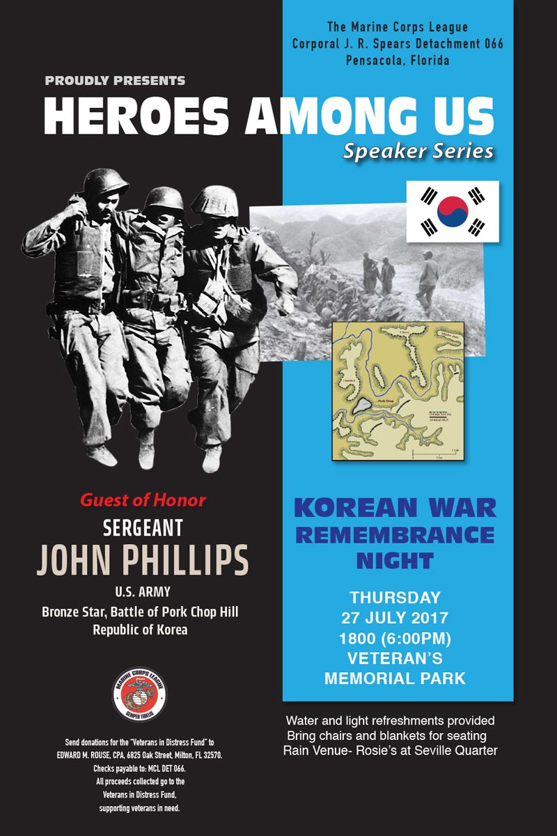 HAU - Korean War Remembrance Night