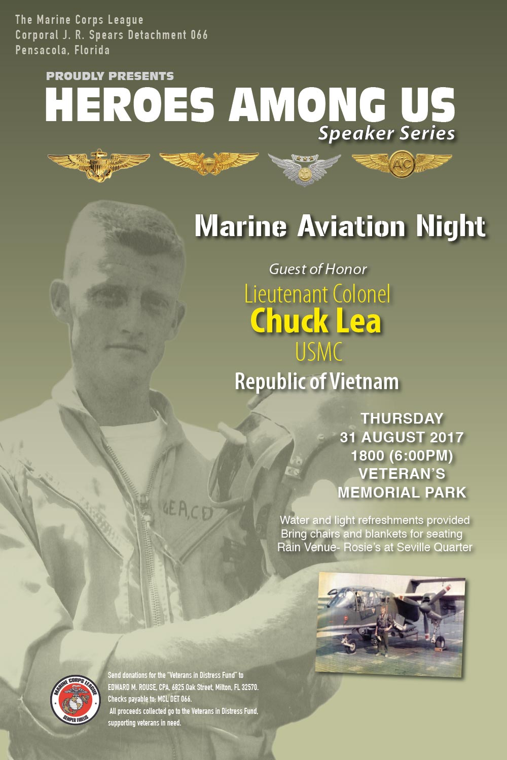HAU - Marine Aviation Night
