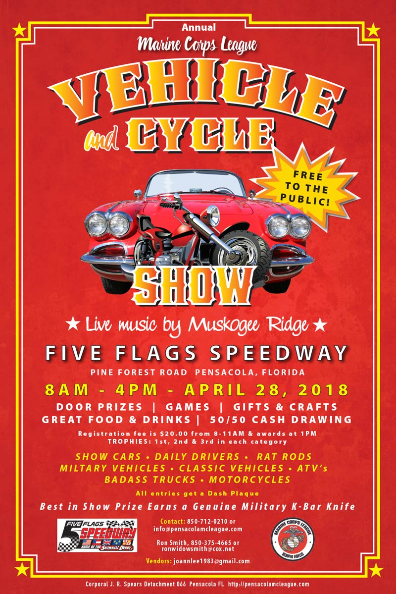 MCL Vehicle & Cycle Show 2018