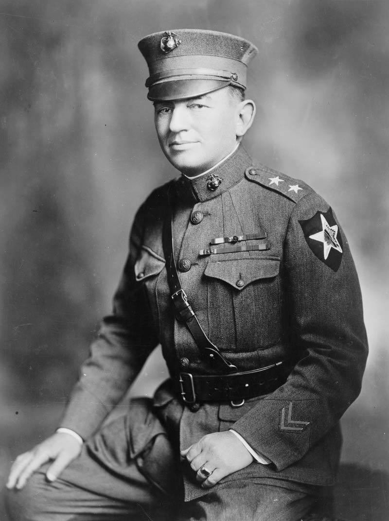 John A. Lejeune 1920