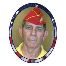 Hiram Johnson SGTMAJ USMC Ret. Sgt. At Arms