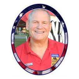 Christopher Holzworth COL. USMC Ret. Commandant