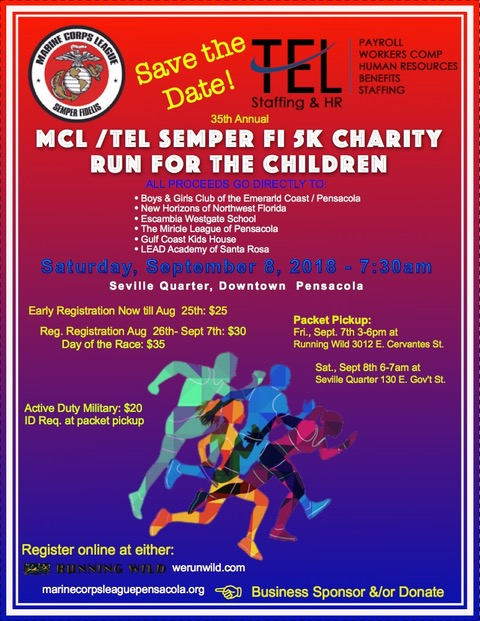 5K Charity Run for the Children