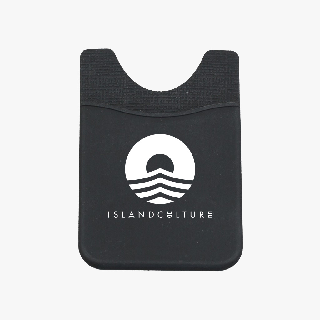 Island Culture Cell Phone Wallet