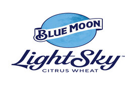 BLUE MOON LIGHT SKY