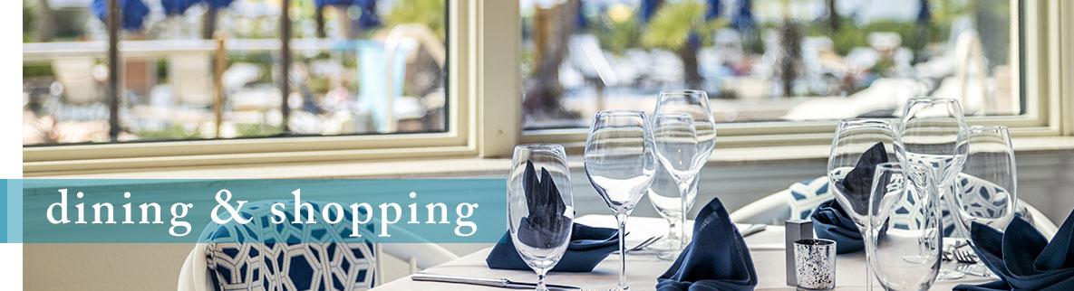 Portofino Dining