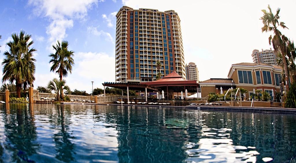 Portofino Wide view & pool