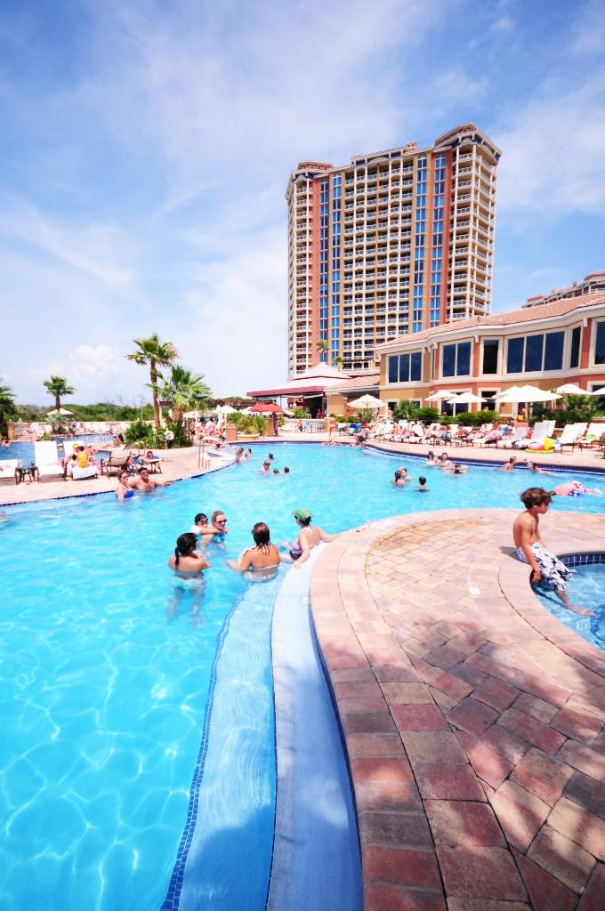 Portofino Pool fun