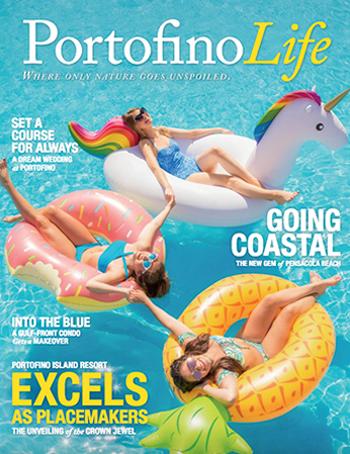 Portofino Life Magazine Icon