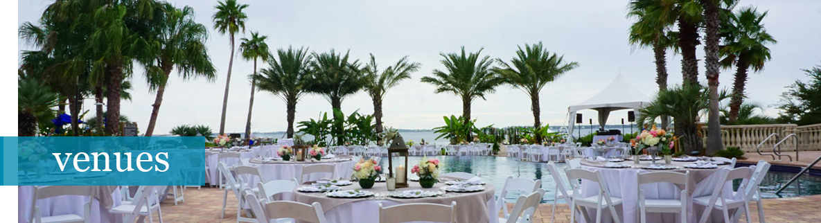 Ceremony & Reception Venues - Portofino Island Resort