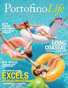 Portofino Life Magazine Cover