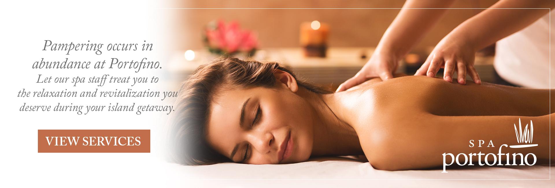 Spa Portofino Massage