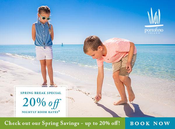 Spring Break Flash Sale