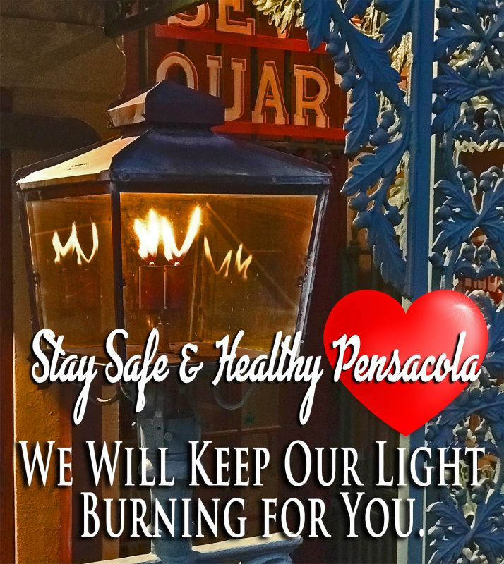 Stay Safe & Healthy Pensacola