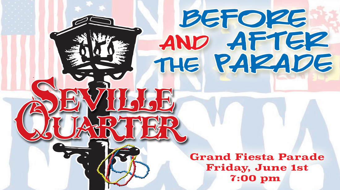Seville Quarter Event