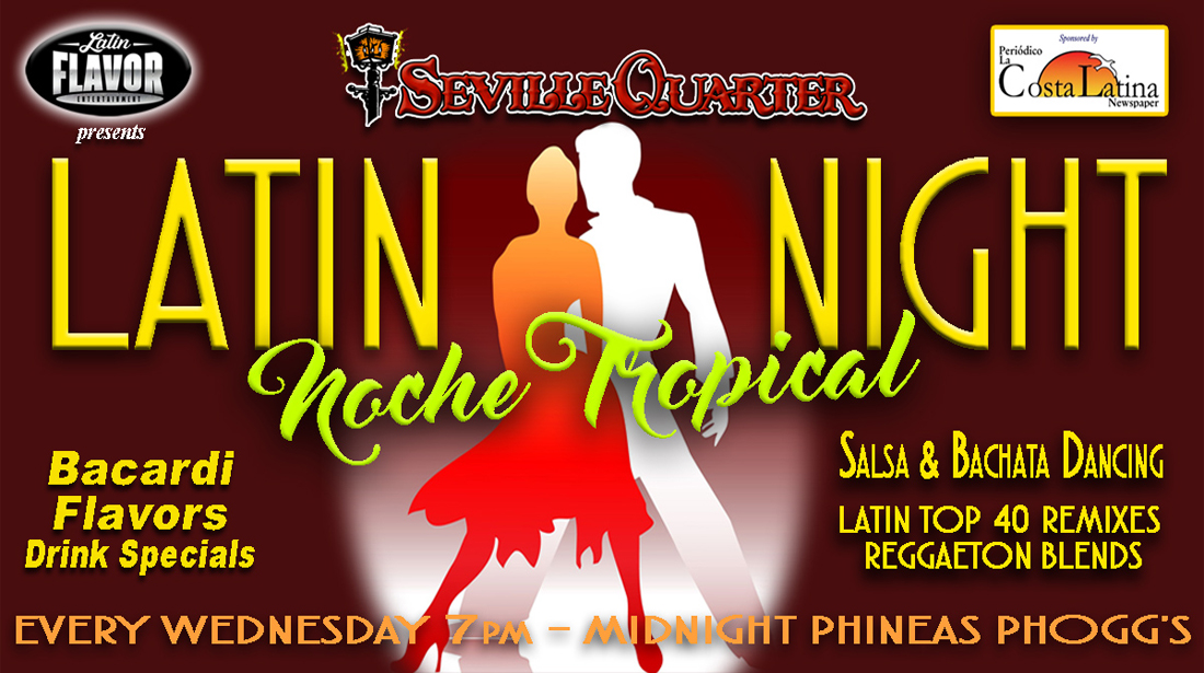 Latin Night: Noche Tropical