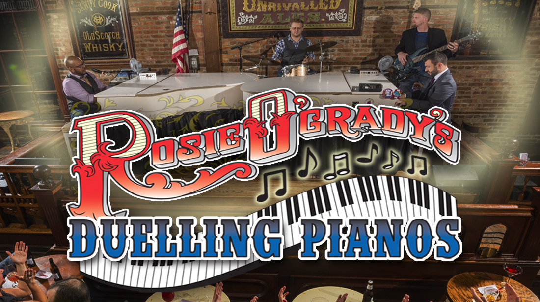 Seville Quarter Event Rosie O'Grady's Duelling Piano Show