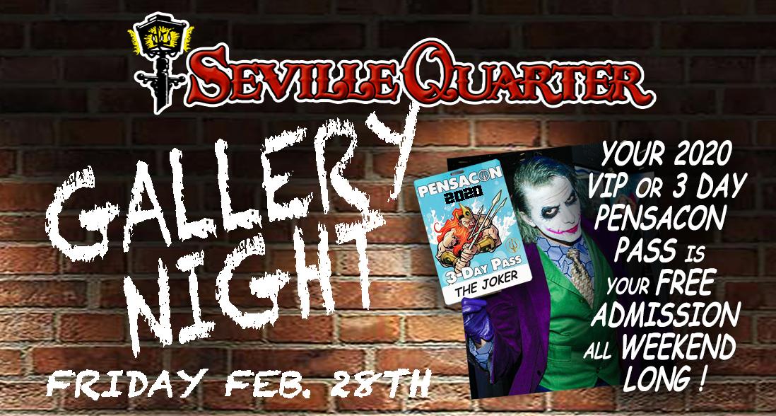 February Gallery Night 2020