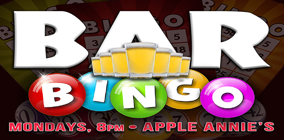 Seville Quarter Event Monday Night Bar Bingo