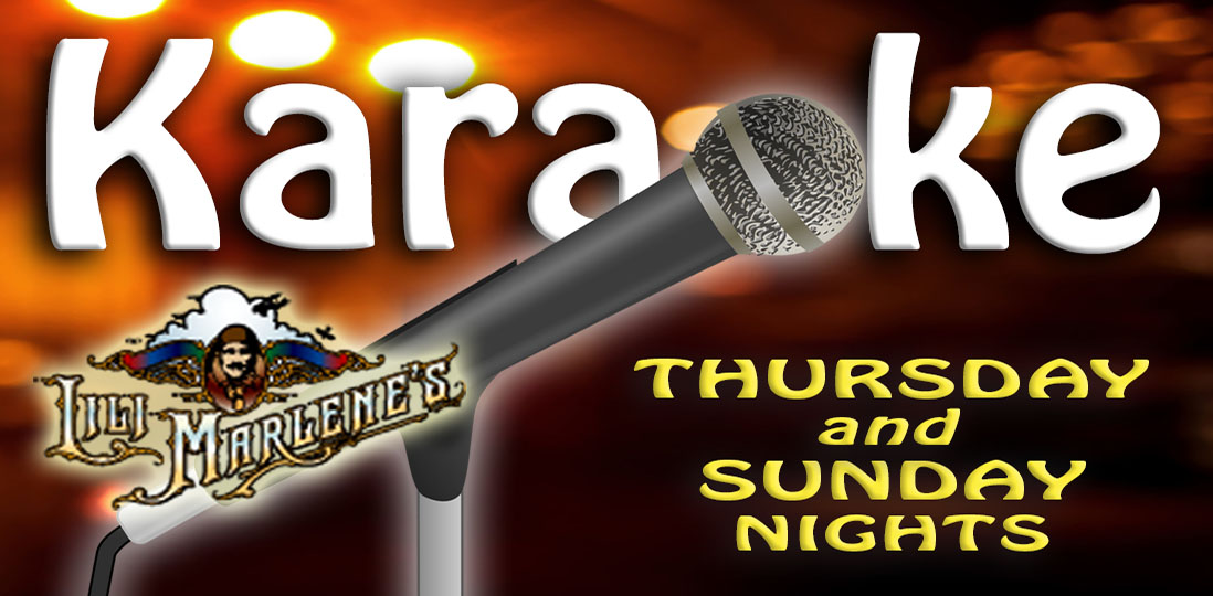 Seville Quarter Event karaoke